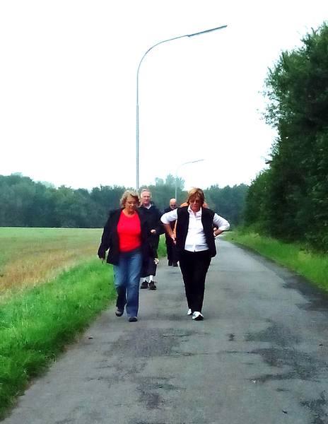 Wanderung durch Frixheim